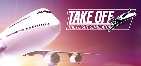 Take Off - The Flight Simulator Cover