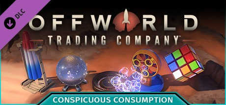 Offworld Trading Company: Conspicuous Consumption Cover
