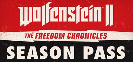 Wolfenstein 2: The Freedom Chronicles - Season Pass Cover