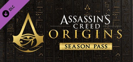 Assassin's Creed Origins - Season Pass Cover