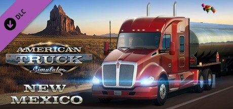 American Truck Simulator - New Mexico Cover