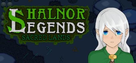 Shalnor Legends: Sacred Lands Cover