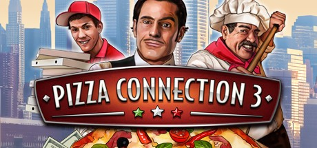 Pizza Connection 3 Cover