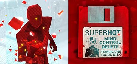 SUPERHOT: MIND CONTROL DELETE Cover