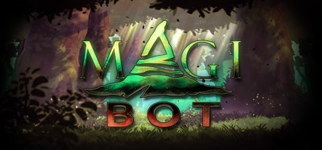 Magibot Cover