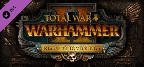 Total War: WARHAMMER II – Rise of the Tomb Kings Cover