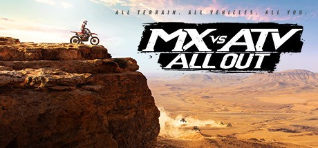 MX vs ATV All Out Cover