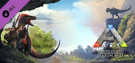 ARK: Survival Evolved - Season Pass Cover