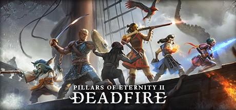 Pillars of Eternity II: Deadfire Cover