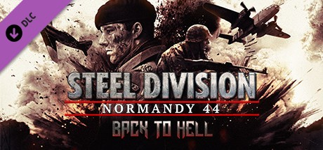 Steel Division: Normandy 44 - Back to Hell Cover