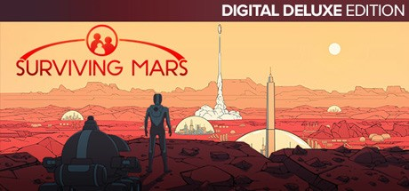 Surviving Mars - Deluxe Edition Cover