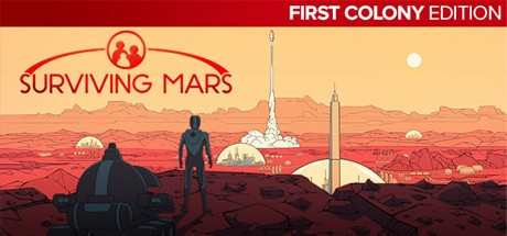 Surviving Mars - First Colony Edition Cover
