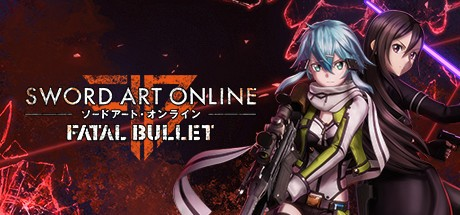 Sword Art Online: Fatal Bullet Cover