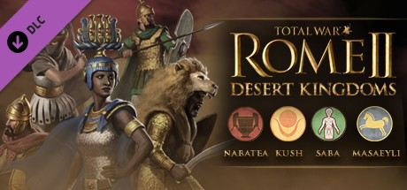 Total War: ROME II - Desert Kingdoms Culture Pack Cover