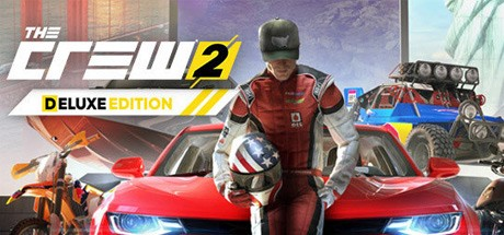 The Crew 2 - Deluxe Edition Cover