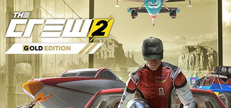 The Crew 2 - Gold Edition Cover
