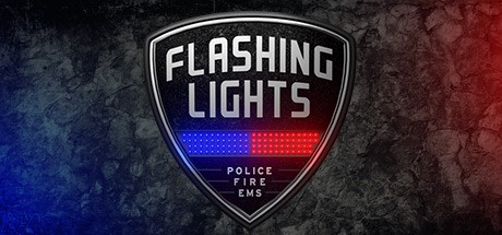 Flashing Lights - Police Fire EMS Cover