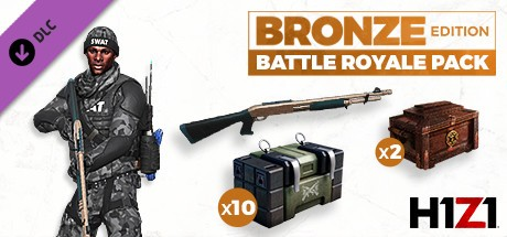 H1Z1: Bronze Battle Royale Pack Cover