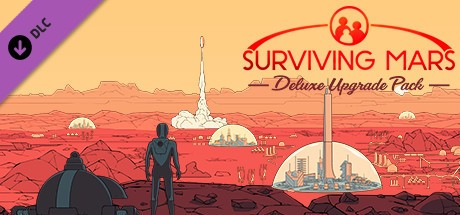 Surviving Mars: Deluxe Upgrade Pack Cover