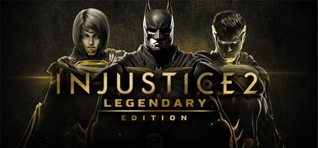 Injustice 2 - Legendary Edition Cover