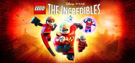 LEGO Die Unglaublichen Cover