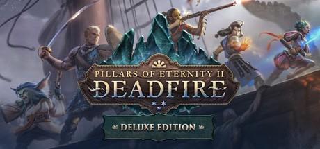 Pillars of Eternity II: Deadfire - Deluxe Edition Cover