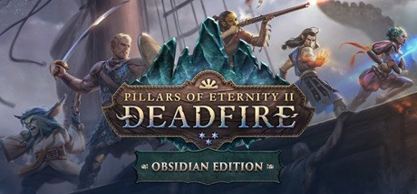 Pillars of Eternity II: Deadfire - Obsidian Edition Cover