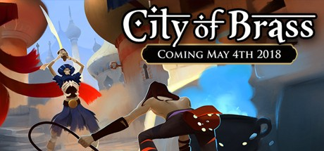 City of Brass Cover
