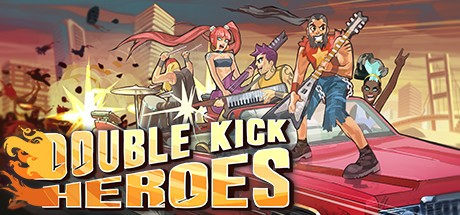 Double Kick Heroes Cover