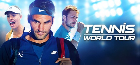 Tennis World Tour Cover
