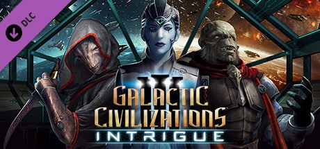 Galactic Civilizations III: Intrigue Cover