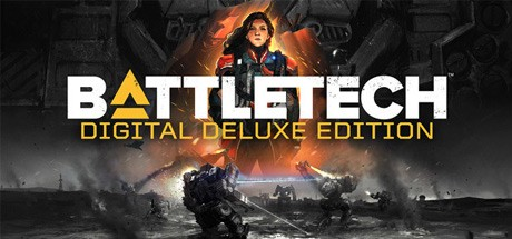 Battletech - Digital Deluxe Edition Cover
