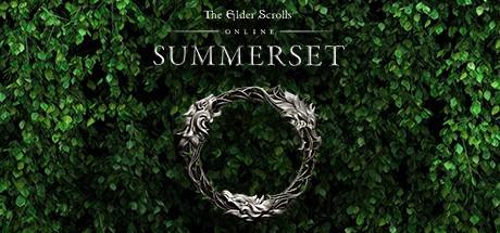 The Elder Scrolls Online: Summerset Upgrade Cover