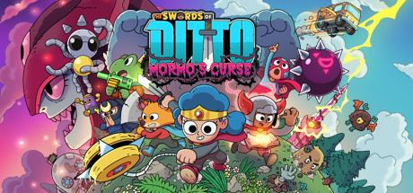 The Swords of Ditto: Mormo's Curse Cover