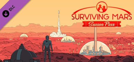 Surviving Mars: Season Pass Cover