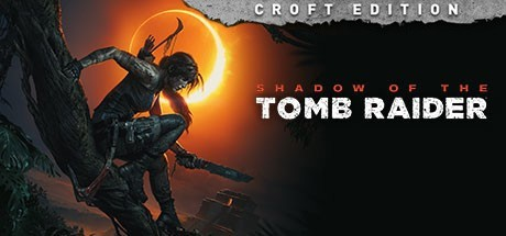 Shadow of the Tomb Raider: Croft Edition Cover