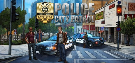 City Patrol: Police Cover