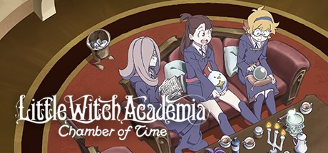 Little Witch Academia: Chamber of Time Cover
