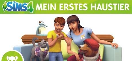 Die Sims 4: Mein erstes Haustier-Accessoires Cover