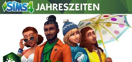Die Sims 4: Jahreszeiten Cover