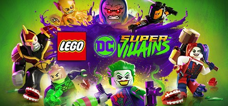 LEGO DC Super-Villains Cover