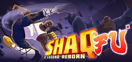 Shaq-Fu: A Legend Reborn Cover
