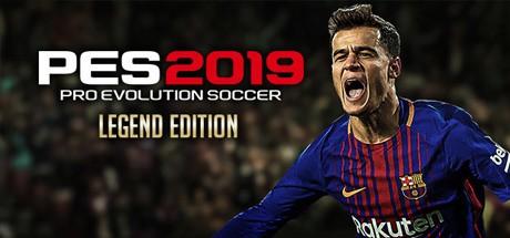 PES Pro Evolution Soccer 2019: Legend Edition