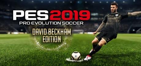 PES Pro Evolution Soccer 2019: David Beckham Edition