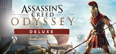 Assassin's Creed Odyssey - Deluxe Edition Cover