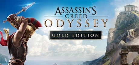 Assassin's Creed Odyssey - Gold Edition Cover