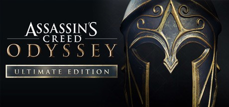 Assassin's Creed Odyssey - Ultimate Edition Cover