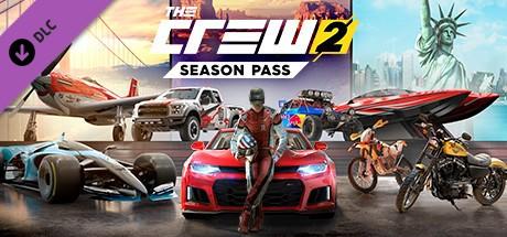 The Crew 2 - Season Pass Cover