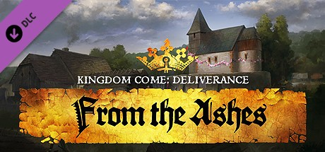 Kingdom Come: Deliverance - From the Ashes Cover