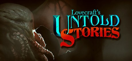 Lovecraft's Untold Stories Cover